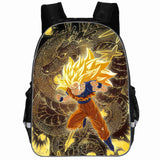 Dragon Ball Z Goku SSJ3 print 3D Backpack