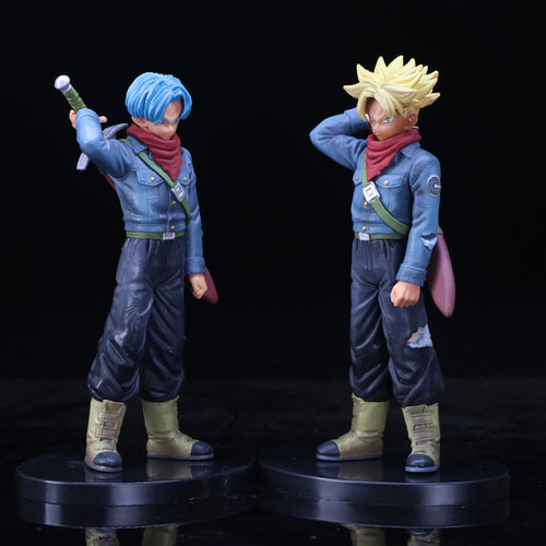 Super Saiyan Warriors Trunks PVC Figure Model Toys