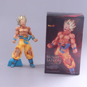 Dragon Ball Z Goku Super Saiyan Blood PVC