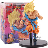 JUMP 50th Anniversary Dragon Ball Z Son Goku PVC Toys 22cm