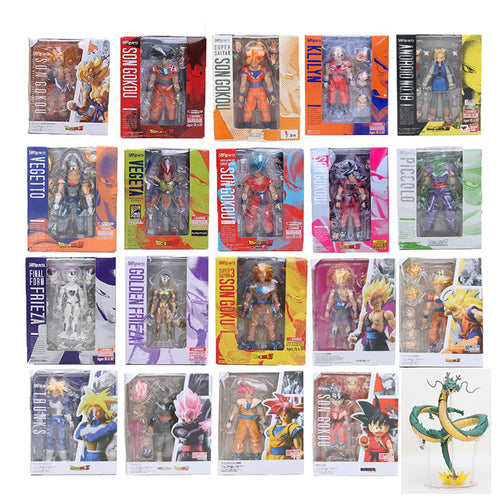 11.5 - 17cm Dragon Ball Z Figure