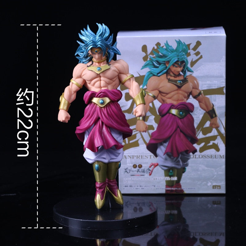 Dragon Ball Z Broly Super Saiyan 22cm