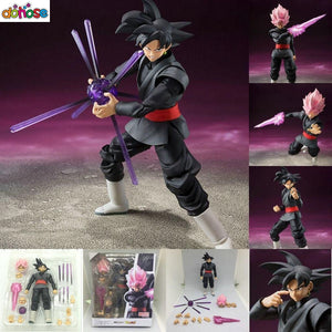 Goku Black Zamasu PVC Action Figure