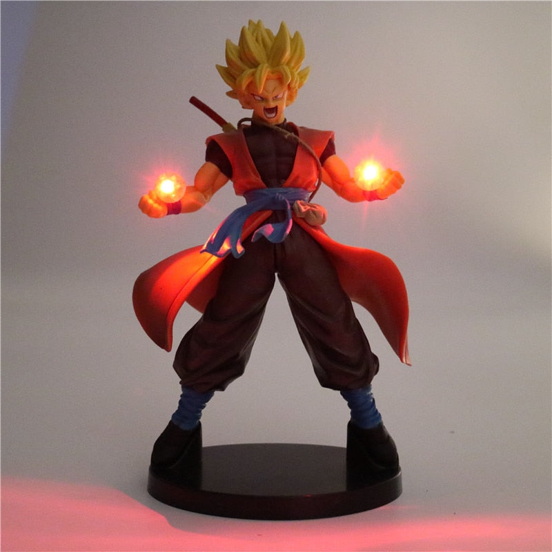 Super Saiyan Goku Action Figure