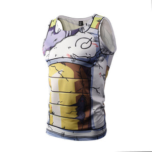 DBZ Tank Tops Men Sleeveless 19