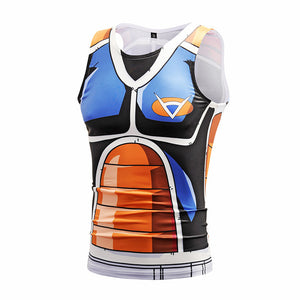 DBZ Tank Tops Men Sleeveless 06