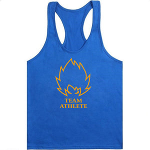 2019 new Dragon Ball Z Men tank tops -2