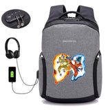 USB Charge Anti-theft Backpacks DBZ -6