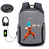USB Charge Anti-theft Backpacks DBZ -3