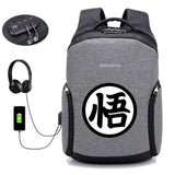 USB Charge Anti-theft Backpacks DBZ -2