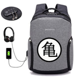 USB Charge Anti-theft Backpacks DBZ
