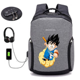 USB Charge Anti-theft Backpacks DBZ -4