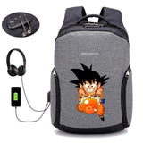 USB Charge Anti-theft Backpacks DBZ -9