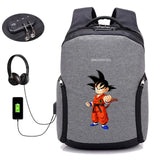 USB Charge Anti-theft Backpacks DBZ -5