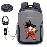 USB Charge Anti-theft Backpacks DBZ -8