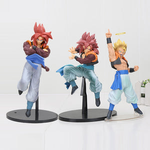 10cm - 20cm Super Saiyan 4 Gogeta PVC Action Figure Toy