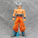 Goku Super Ultra Instinct PVC Action Figure Toys -6