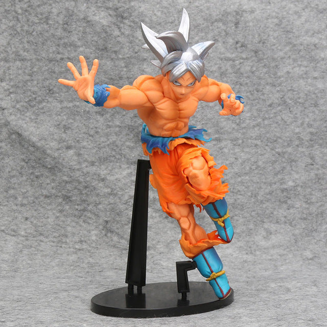 Goku Super Ultra Instinct PVC Action Figure Toys -5