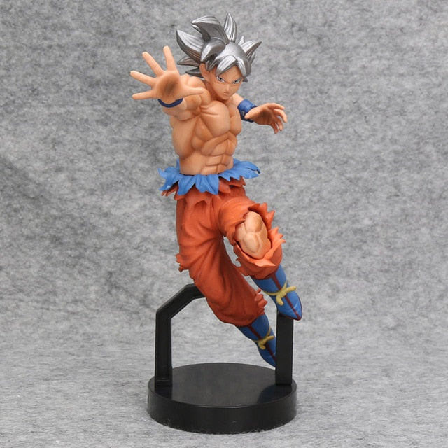 Goku Super Ultra Instinct PVC Action Figure Toys -7