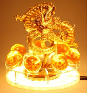 Dragon Ball Z Son Goku LED Table Lamp -1
