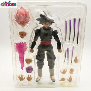 Goku Black Zamasu PVC Action Figure -3