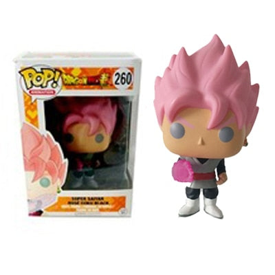 Collection Dragon Ball Z Chibi Action Figure -2