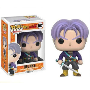 Collection Dragon Ball Z Chibi Action Figure -9