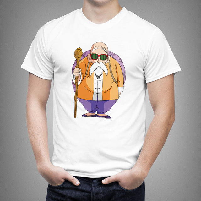 Master Roshi T-shirt Men & Women