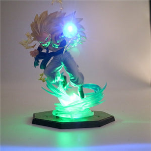 Gotenks Action Figures Table Lamp -3