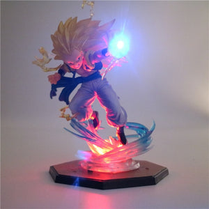 Gotenks Action Figures Table Lamp -2