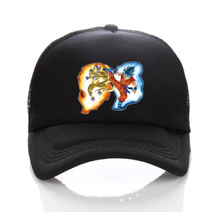 Goku Blue Vs Frieza Hat