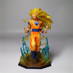 Son Goku Super Saiyan 3 Table Lamp -4
