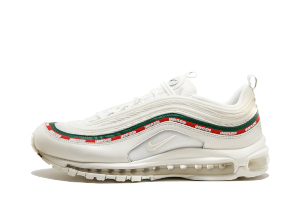 "Undefeated x Nike Air Max 97 OG ""ホワイト"""