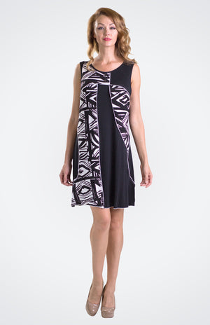 Printed Dress  NOW 50% OFF