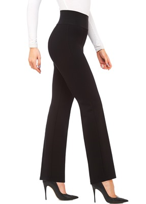 Straight Leg Pant Four Way Super Stretch