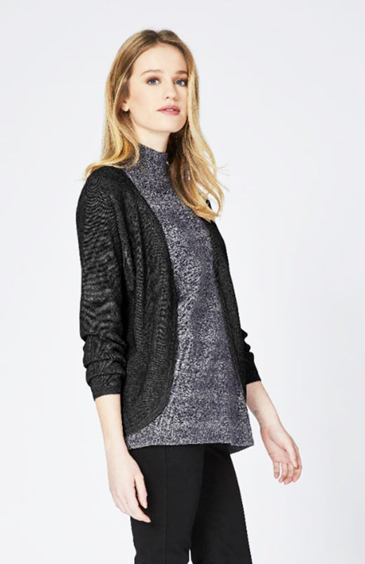 Monica Mixed Stitch Cardigan Now 30% Off