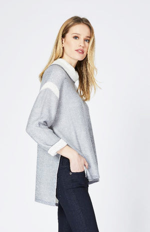 Chantelle Double Knit Cowl Pullover