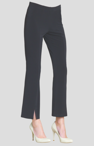 Solid Pant with Center Seam
