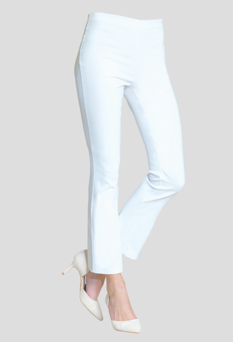 Stretchy Pull-on Ankle Pant
