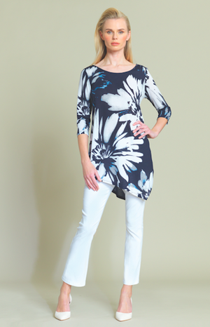 Floral Print Tunic TU66P2 New Arrival