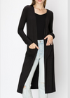 Ladies' Ribbed Cardigan