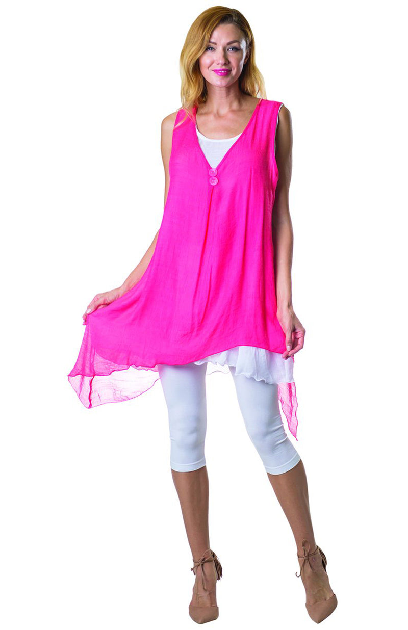 Tunic Tank 2019 Spring New Collection