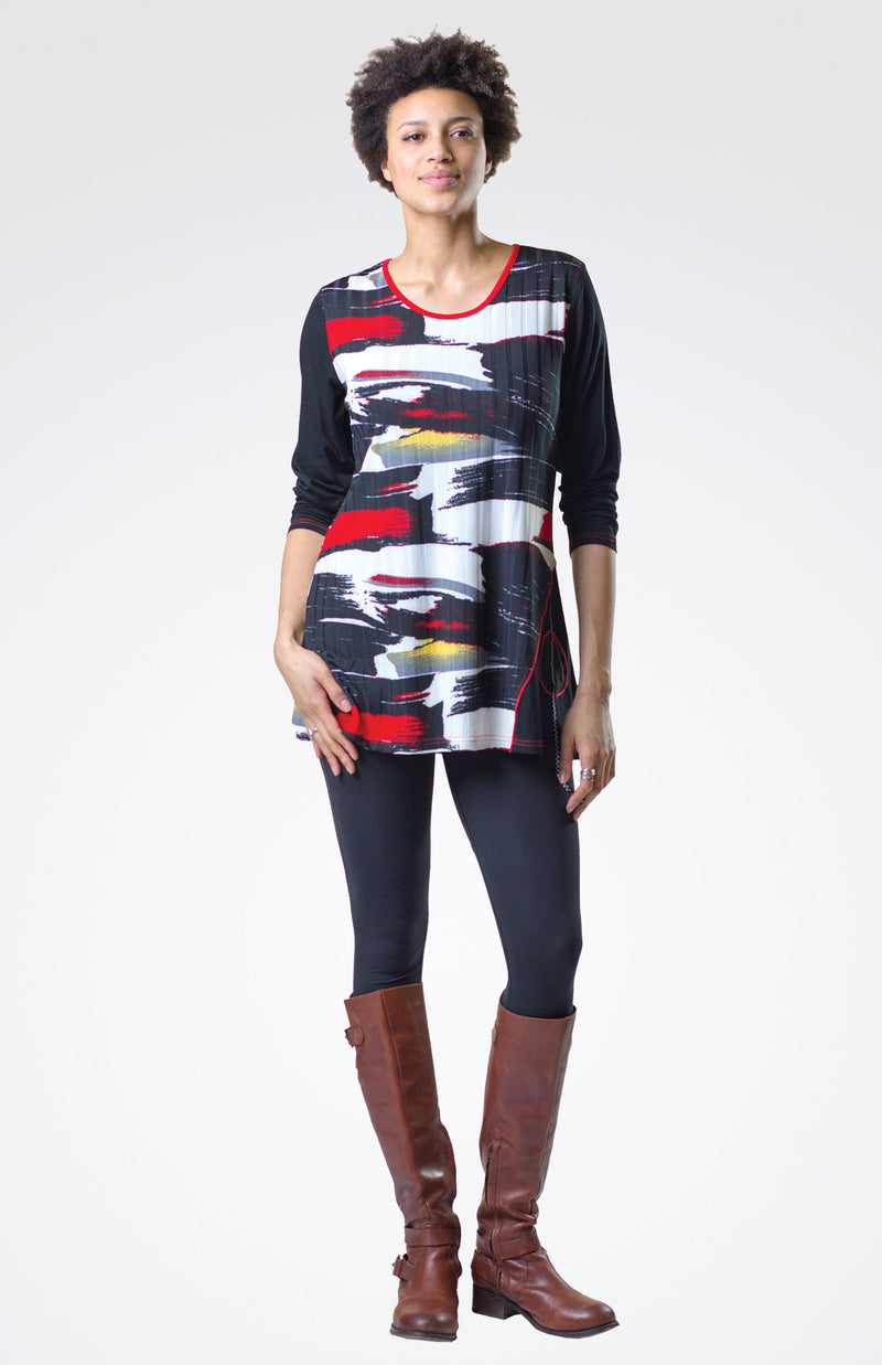 Print Tunic Now 20% Off