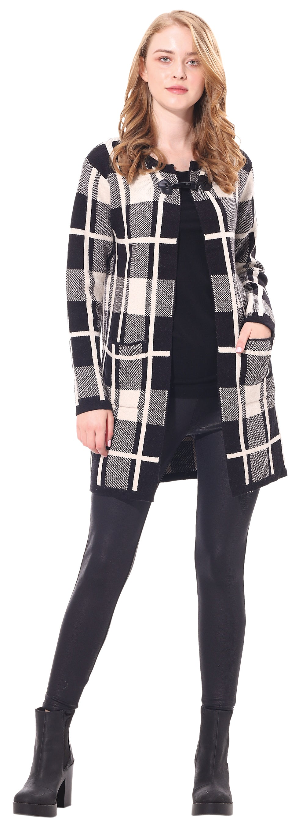 Ladies' Printed Coat