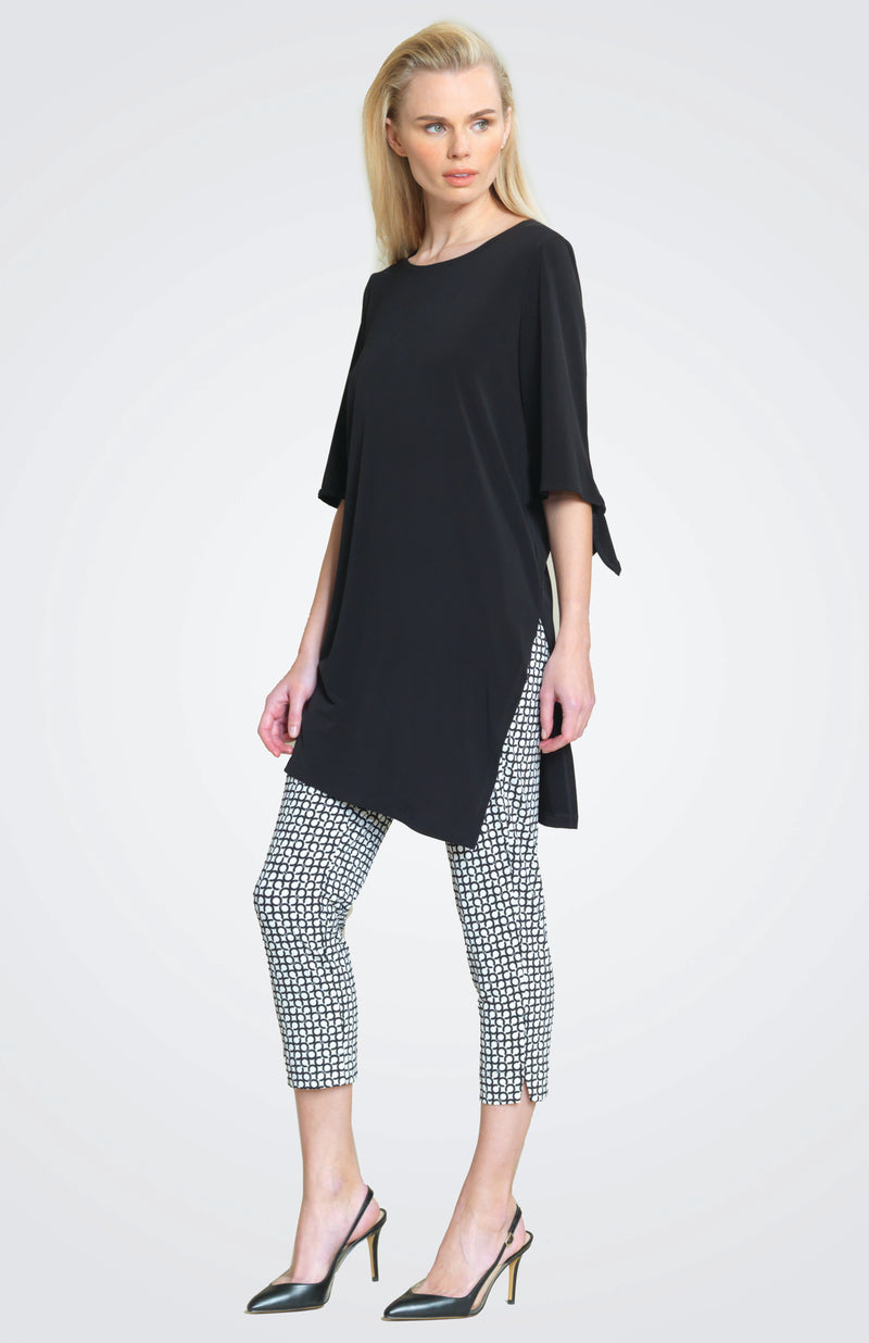 Solid Knit Tunic TU76 New Arrival