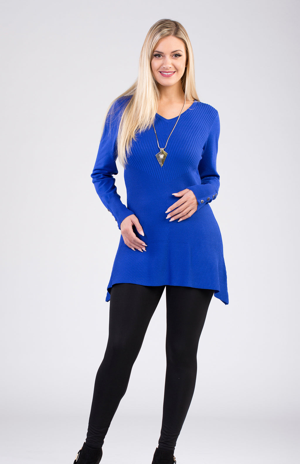 V-Neck Tunic NEW FALL COLLECTION