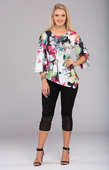 Printed Top V8621 New Arrival
