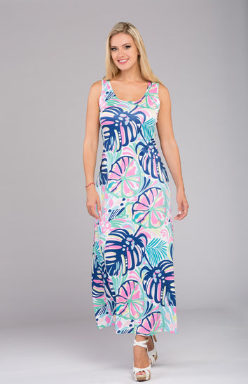 Long Sun Dress V8721 New Arrival