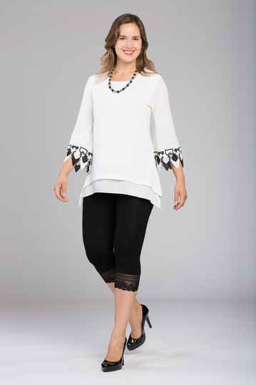 Flair Sleeve Tunic