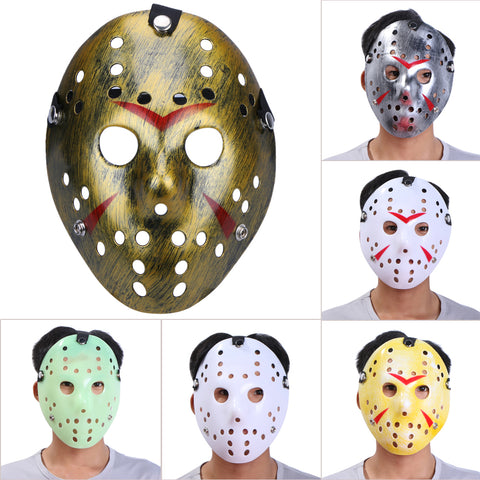 Jason Mask (for Halloween)